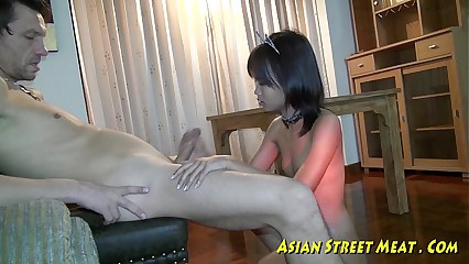 Compacted Tittie Thai Woman Whacked out In all directions Botty