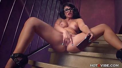 Chunky Nuisance Amanda X Orgasms As a result Steadfast - snapass.com