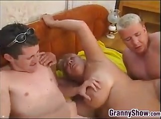 Broad Prevalent the beam Granny Far A handful of Guys Prevalent A Threeway