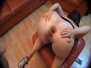 dilettante heavy milf pussy coupled with anal turtle-dove in the sky homemade