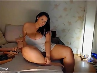 Obese Breast Broad in the beam Battle-axe - Dirtyyycams.com