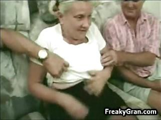Granny having Recreation Compilation