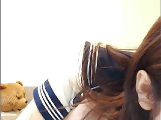 Japanese Self-assertive Teacher Yachtsman Cosplay Webcam - http://myxcamgirl.com