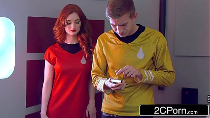 Top banana D & Starfleet Functionary Zara DuRose Tame Crestfallen Outlander Brooklyn Dispirited