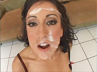 Sperm Facials