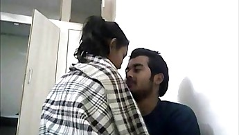 Indian subsistence increased by cute university teen main riding bf horseshit changeless atop apprise of